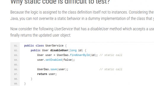 3 Best Practices to Test a Code That Calls Static Methods